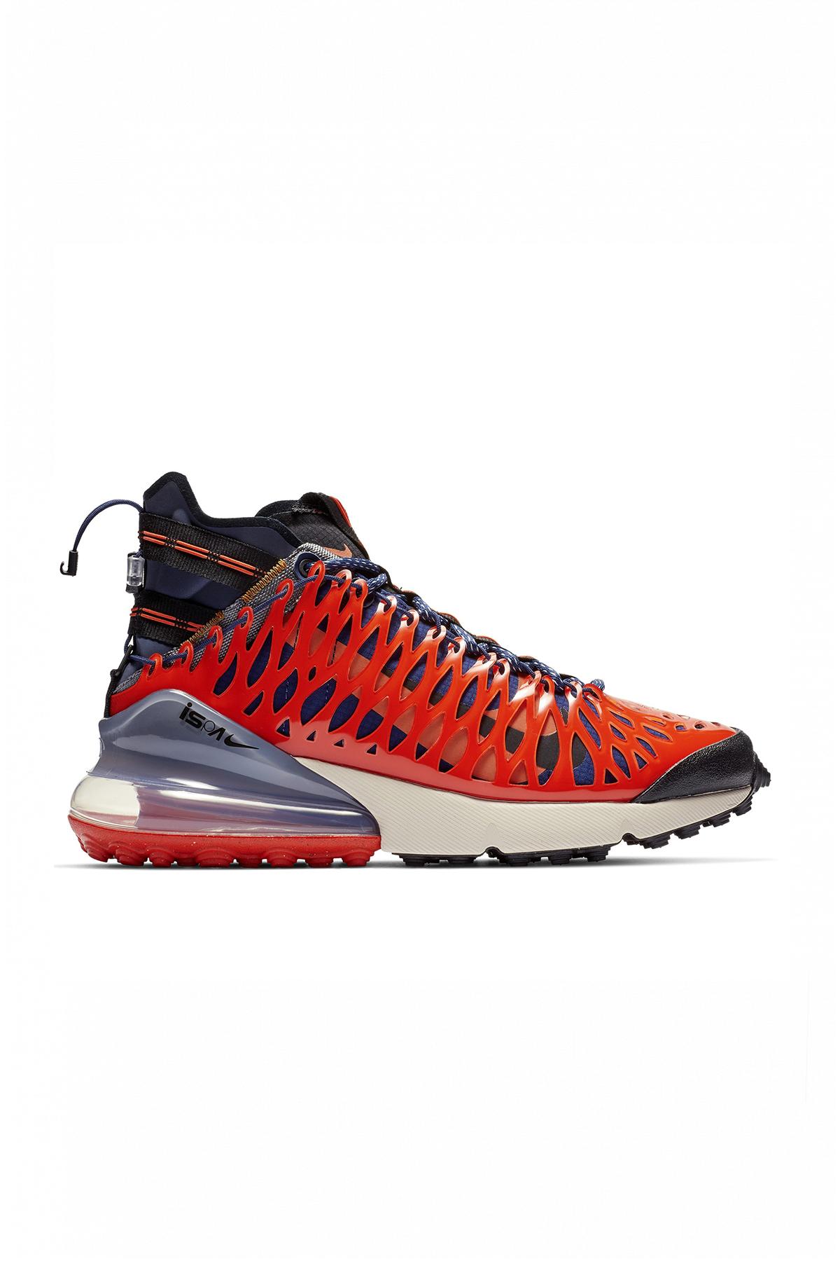 c72d2674 Кроссовки Nike Air Max 270 SP ISPA SOE Terra Orange - Интернет-магазин КМ20